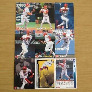 ヒロシマトウヨウカープ(広島東洋カープ)の広島カープ カード 19枚(スポーツ選手)
