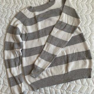 コーエン(coen)のこれからの季節に、綿ニットセーター(ニット/セーター)
