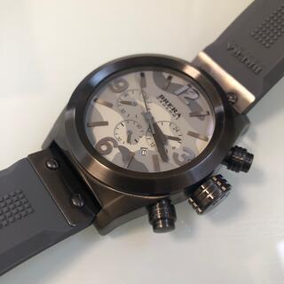 ブレラオロロジ  迷彩  腕時計  美品(腕時計(アナログ))