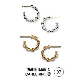 WACKO MARIA -  CAREERING / キャリアリング WACKO MARIA コラボピアス