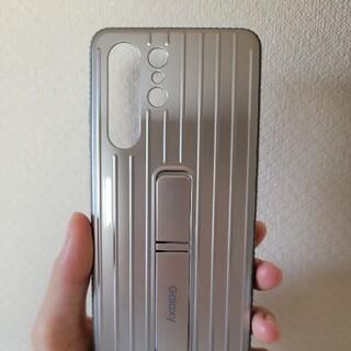 ギャラクシー(Galaxy)のGalaxy S21 Ultra 5G 公式 純正 ケース(Androidケース)