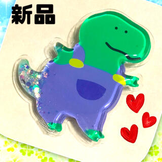 【新品】ポップソケット スマホグリップ 恐竜 ダイナソー グリーン(その他)