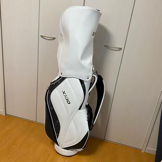 ブリヂストン(BRIDGESTONE)の【最終値下げ】ゼクシオ ゴルフバック クラブ セット(バッグ)