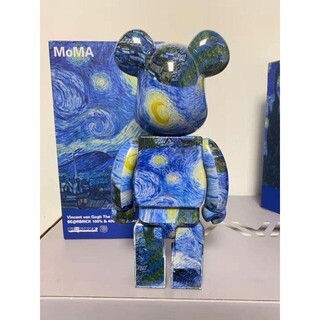 BE@RBRICK Gogh The Starry Night 400%(フィギュア)