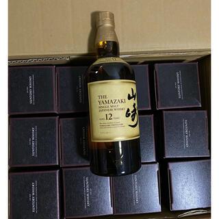 サントリー(サントリー)の山崎12年 12本(ウイスキー)