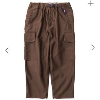 ザノースフェイス(THE NORTH FACE)のMoleskin Cargo Pants PURPLE LABEL(ワークパンツ/カーゴパンツ)