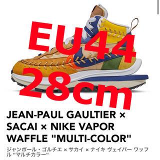 """Jean-Paul GAULTIER - JEAN-PAUL GAULTIER × SACAI × NIKE""""MULTI"""""""