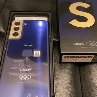 Galaxy - docomo galaxy s21 5G Olympic edition 即発送