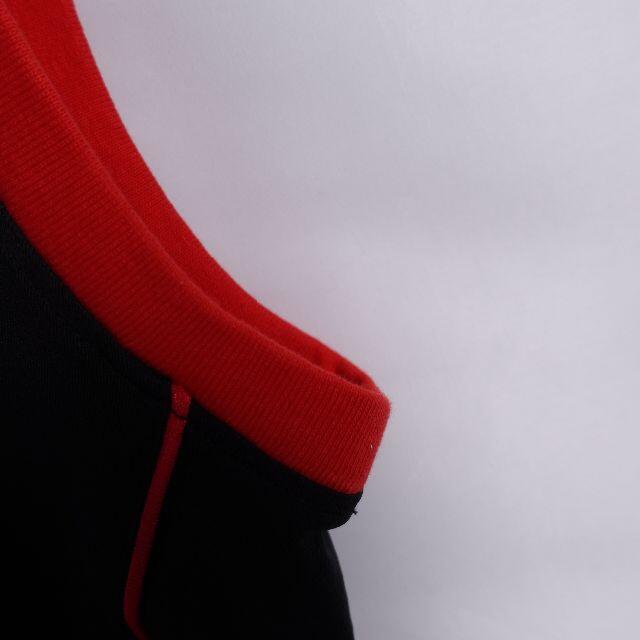 9Microphones タンクトップ メンズ ブラック/レッド メンズのトップス(タンクトップ)の商品写真
