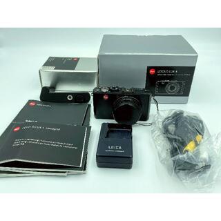 LEICA - セール! Leica D-LUX4 コンパクトデジタルカメラ ハンドグリップ