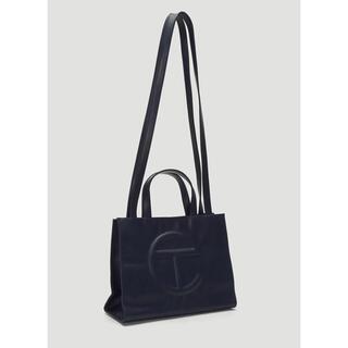 トゥモローランド(TOMORROWLAND)のTelfar shopping bag medium navy(ショルダーバッグ)