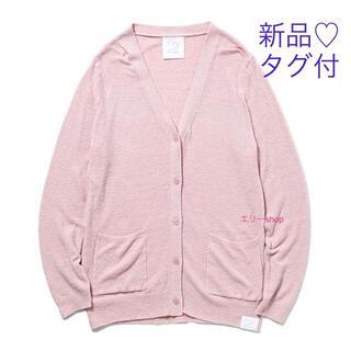 gelato pique - 新品タグ付♡ ジェラートピケ カーディガン