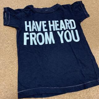 ゴートゥーハリウッド(GO TO HOLLYWOOD)のTシャツ gotohollywood ハートTシャツ 120cm(Tシャツ/カットソー)
