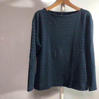 セントジェームス(SAINT JAMES)のsaint james ロンT ボーダー M-L 品番5051(Tシャツ(長袖/七分))