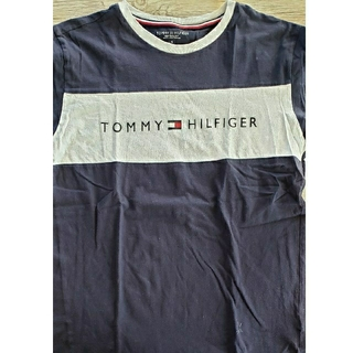 TOMMY HILFIGER - トミーヒルフィガー  メンズ S 半袖Tシャツ