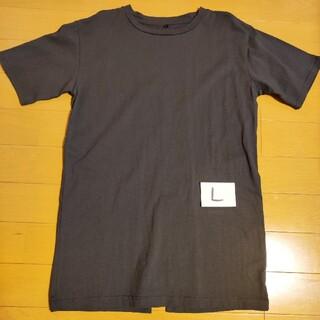 Tシャツ チュニック L