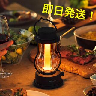 バルミューダ(BALMUDA)のBALMUDA  Lantern Black バルミューダ ランタン 【新品】(ライト/ランタン)