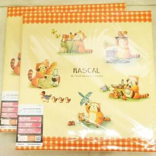 Nakabayashi フエルアルバム RASCAL ラスカル 2冊セット ⑤(アルバム)