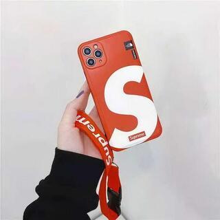 iPhone12 miniケース   赤 黑  2色