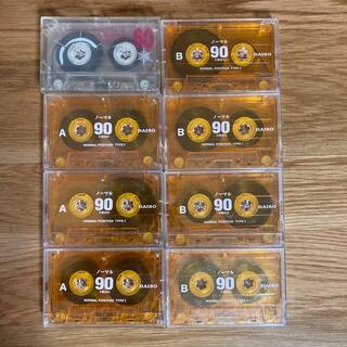 ★カセットテープ 使用済み 60分 90分(その他)
