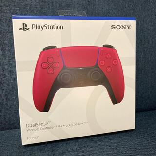 プレイステーション(PlayStation)の【新品未開封】PS5 dualsense レッド(その他)