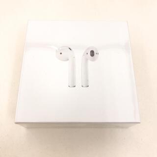 Apple - AirPods エアーポッズ Apple純正品 ワイヤレスイヤホン