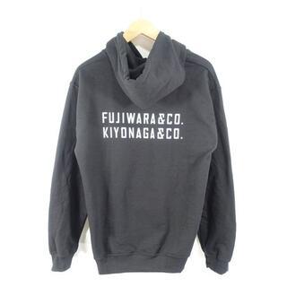 フラグメント(FRAGMENT)のKIYONAGA&CO 21ss FUJIWARA&CO LOGO PULL(パーカー)
