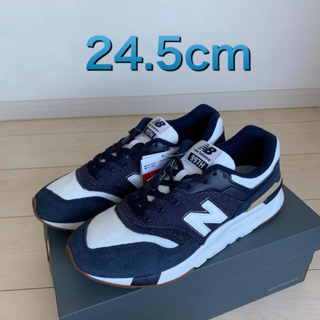 New Balance(ニューバランス)のCM997HIQ 24.5  ニューバランス スニーカー レディースの靴/シューズ(スニーカー)の商品写真