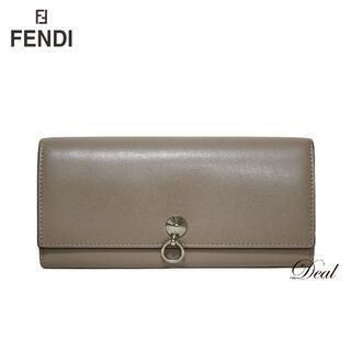 フェンディ(FENDI)のFENDI フェンディ バイザウェイ 長財布 8M0251 レディース(財布)