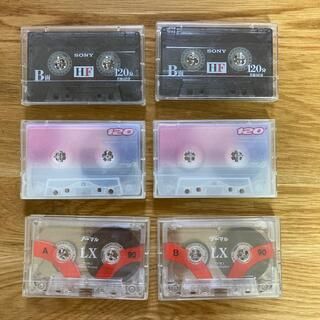 ★カセットテープ 使用済み 90分 120分(その他)