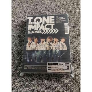 SixTONES/TrackONE-IMPACT-初回盤 2枚組 DVD