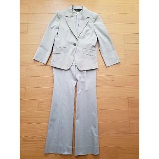 インディヴィ(INDIVI)のインディヴィ INDIVIレディース パンツスーツ上下セット MLサイズ(スーツ)