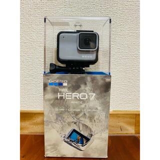 GoPro - ☆大特価☆GoPro7 ホワイト Micro SD付き♪