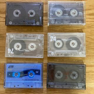★カセットテープ 使用済み 50分 60分 74分 90分 120分(その他)