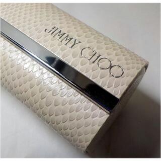 ジミーチュウ(JIMMY CHOO)のJIMMY CHOO メガネケース 【メガネ拭き付】 パイソン柄(サングラス/メガネ)