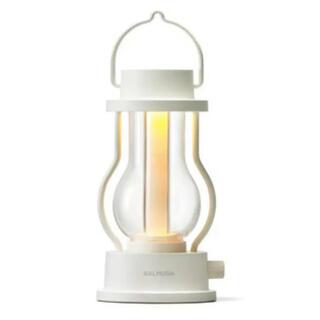 バルミューダ(BALMUDA)の【新品・未使用】BALMUDA The Lantern バルミューダ ランタン(ライト/ランタン)
