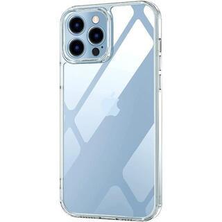 iPhone13pro ケース 透明 強化ガラス 6.1インチ対応 軽量
