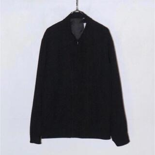 コモリ(COMOLI)のcomoli wism wool gaba swing top ウールギャバ(ブルゾン)
