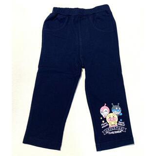 アンパンマン - アンパンマン 綿100% パンツ ズボン 90サイズ ネイビー 女の子