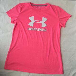 アンダーアーマー(UNDER ARMOUR)のアンダーアーマー/レディース/半袖Tシャツ/SMサイズ(Tシャツ(半袖/袖なし))