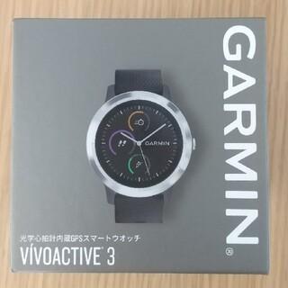 ガーミン(GARMIN)のGARMIN vivoactive3(トレーニング用品)