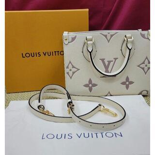 LOUIS VUITTON - ルイ・ヴィトン オンザゴー PM