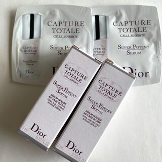 Dior - カプチュール トータルセル ENGY スーパーセラム
