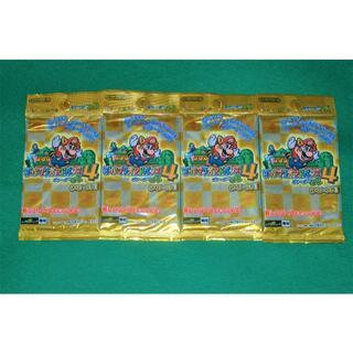 任天堂 - スーパーマリオアドバンス4 カードe+ シリーズ1 〔4パック〕