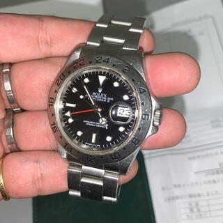 ROLEX - ロレックス 16570 トリチウム シングルクラスプ 日本ロレックス OH済み