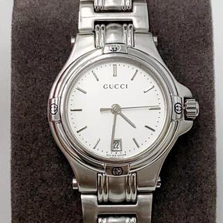 Gucci - レディース腕時計 グッチ 9040L クォーツ 時計 GUCCI 稼働品