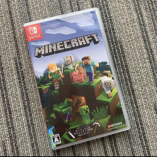 Nintendo Switch - 任天堂 Switch 中古 Minecraft マインクラフトソフト