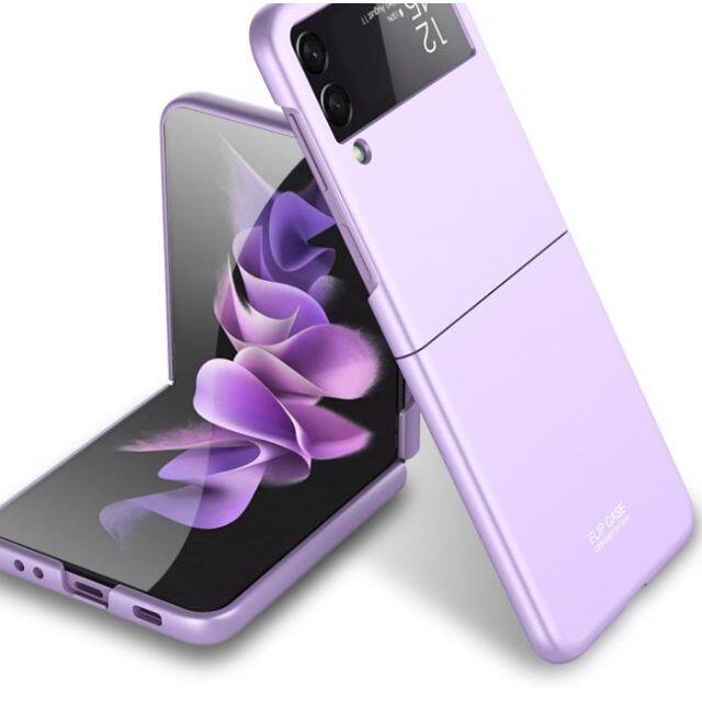 Galaxy Z Flip3 ケース 薄型 軽量 指紋防止 ワイヤレス充電対応 スマホ/家電/カメラのスマホアクセサリー(Androidケース)の商品写真