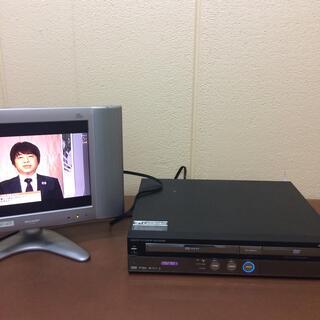 SHARP - シャープ SHARP VHS一体型 HDD DVDレコーダー DV-ACV52