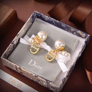 クリスチャンディオール(Christian Dior)のディオール ピアス41(ピアス)